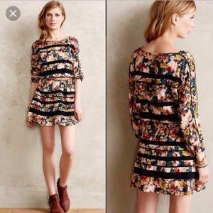 Anthropologie Holding Horses Garden Lace Dress